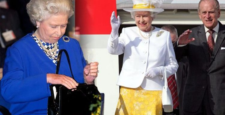 Royal travel: Queen Elizabeth never travels without this nifty gadget in her handbag