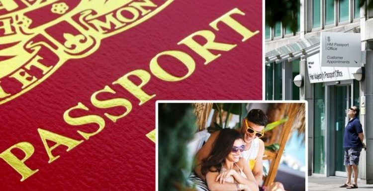 Britons can now get passports renewed in five days thanks to Home Office holiday boost