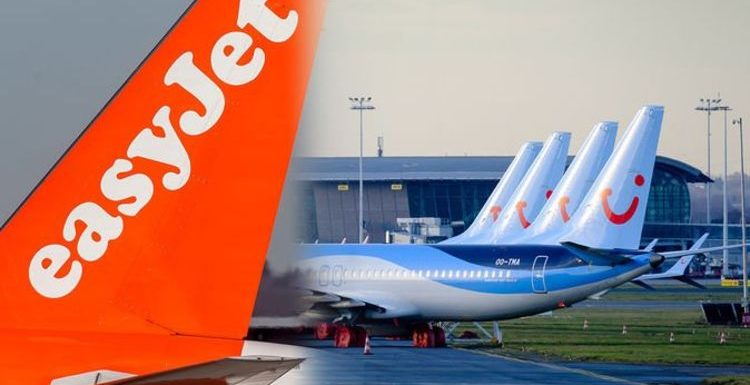 TUI, BA & easyJet: Airlines reveal plans amid Spain's removal from 'air bridge' list
