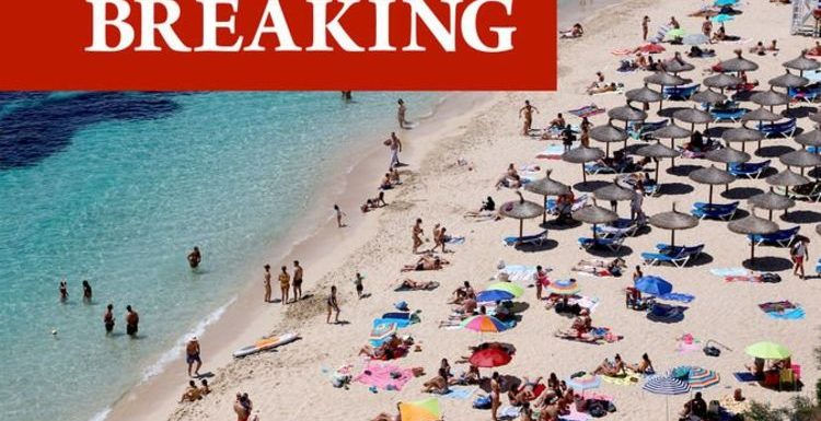 Spain holidays: Travel rules could change in 10 days Spanish minister announces