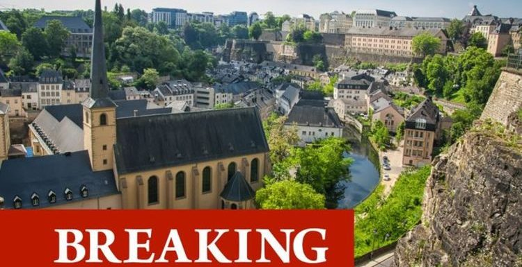 Holidays 2020: Luxembourg now back on quarantine list after coronavirus cases surge