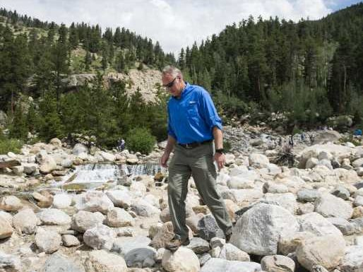 Rocky Mountain National Park to close Alluvial Fan area for major trail work