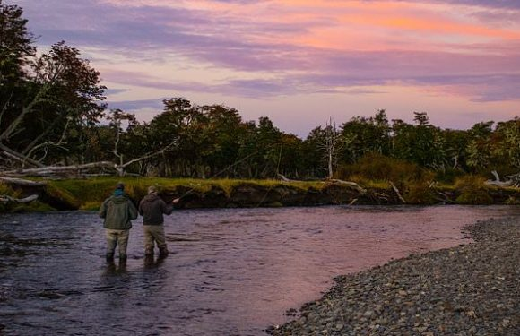Fishing the spectacular Patagonia rivers in the wilds of Argentina