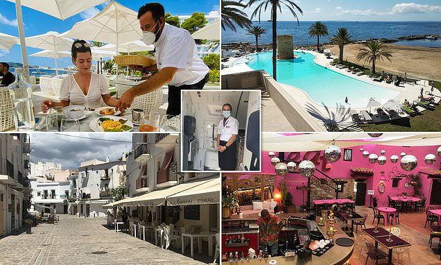 Want a peaceful Ibiza experience? Now is the time to go