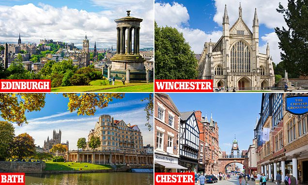 Now's the time to explore Britain's blissfully uncrowded cities