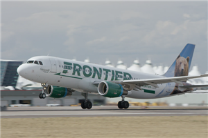 Frontier Airlines Offering Flights From $11 One-Way