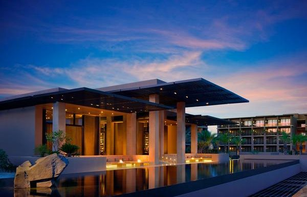 JW Marriott Los Cabos Beach Resort & Spa is Ready to Pamper You
