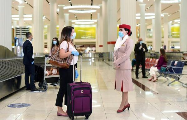 Emirates Will Cover Customers' COVID-19 Medical and Quarantine Costs