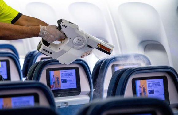Medical Expert Explains Why Airplane Cabin Air is Clean