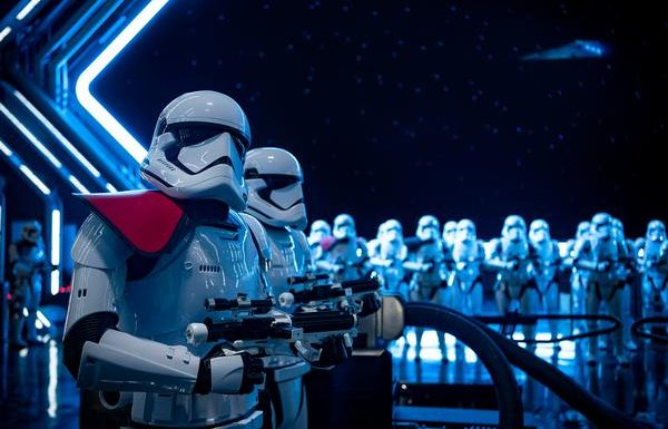 Disney World Adjusting the Virtual Queue for Star Wars: Rise of the Resistance