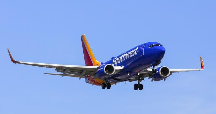 Southwest to Continue Blocking Middle Seats Through at Least October 31