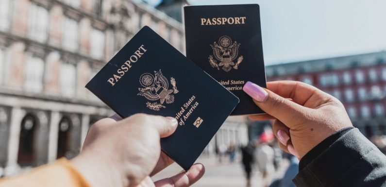 Some passport centers are now in Phase Two of reopening — but you still can't book a same-day appointment