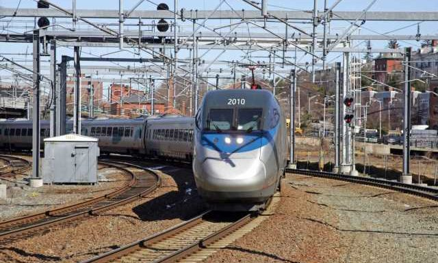 Ride Acela from $50 each way with targeted Amtrak offer