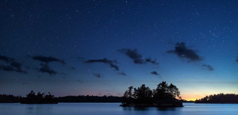 A Guide to Stargazing in Minnesota's Voyageurs National Park