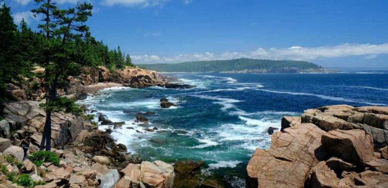 A Day of Hiking and Seafood at Maine's Acadia National Park