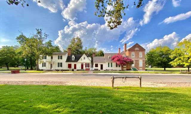 3 things a night at Colonial Williamsburg taught me about coronavirus travel
