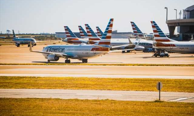 American Airlines' planned Terminal F at DFW put on hold because of COVID