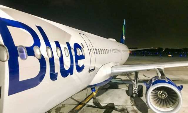Flight review: JetBlue's A321 in economy from Fort Lauderdale to New York