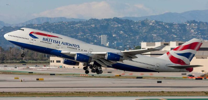 British Airways is right to ground the Boeing 747. We've got to move on