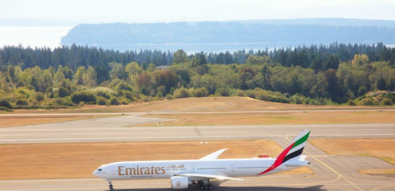 Emirates airline to resume services to Stockhom in August
