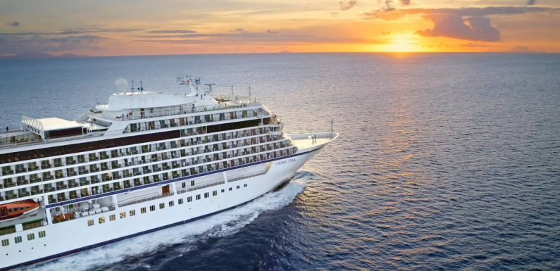Coronavirus covid 19: Viking to return to world cruise by 2021