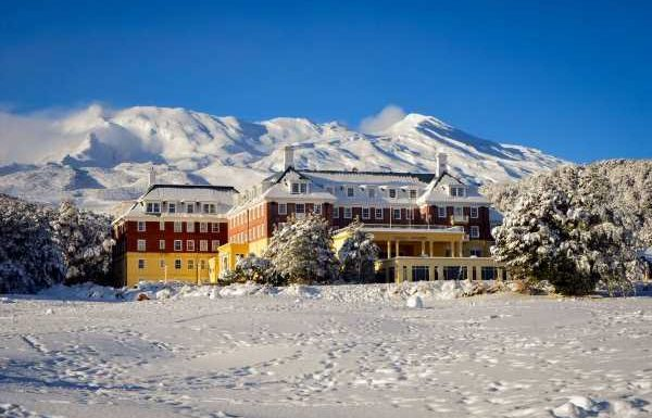 GO NZ: New Zealand's most historic hotels from jailhouses to convents