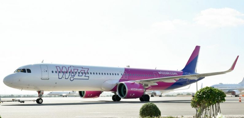 Wizz Air Abu Dhabi reveals October 1 launch date