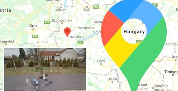 Google Maps Street View: 'Drunk' man spotted in shocking position after alarming accident
