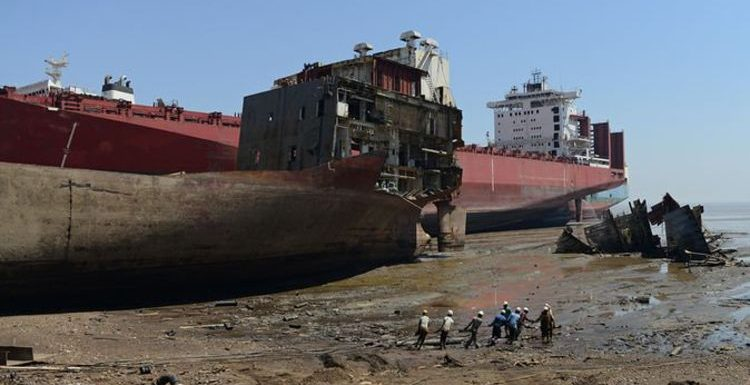 Cruise ship disposal revealed: From 'closely governed' UK to 'unregulated' yards in Asia