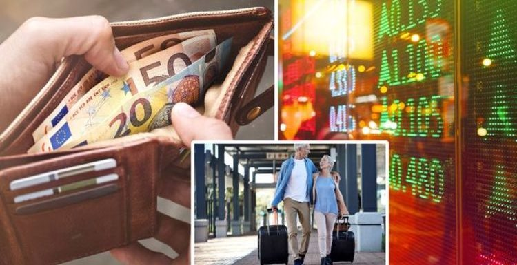Exchange rate: Never make this very expensive mistake when buying holiday travel money