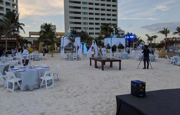 Playa Resorts Hosts Top Travel Advisors at VIP Event in Cancun