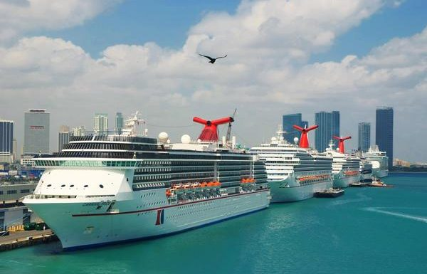 Carnival Cruise Line Cancels All Cruises Until November