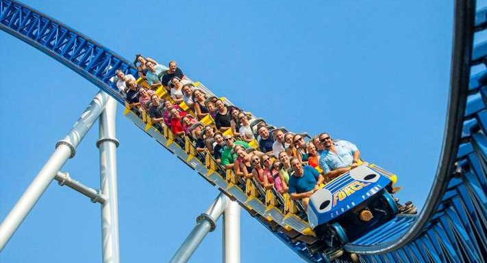 Happy National Roller Coaster Day: Revisiting some of America's most iconic thrill rides
