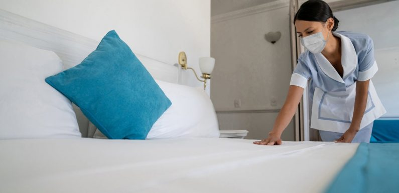 What are UK hotels doing behind the scenes to keep guests safe from coronavirus?