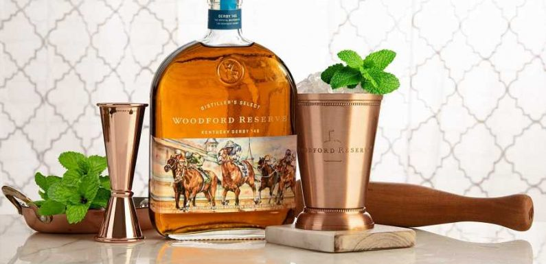 How to Make a Perfect Mint Julep for the Kentucky Derby This Weekend