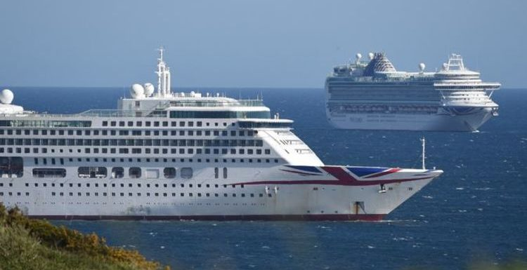 P&O Cruises cancels all cruise holidays until 2021 amid strict UK travel rules