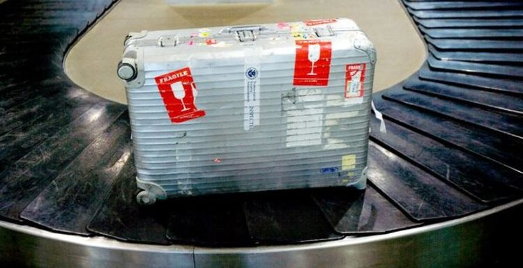 Baggage handler reveals simple step to protecting luggage from ruin