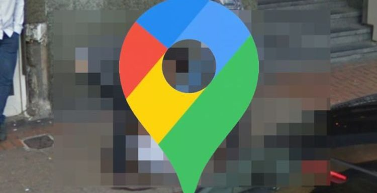 Google Maps: Street View catches man being rescued by his friends after awkward fail