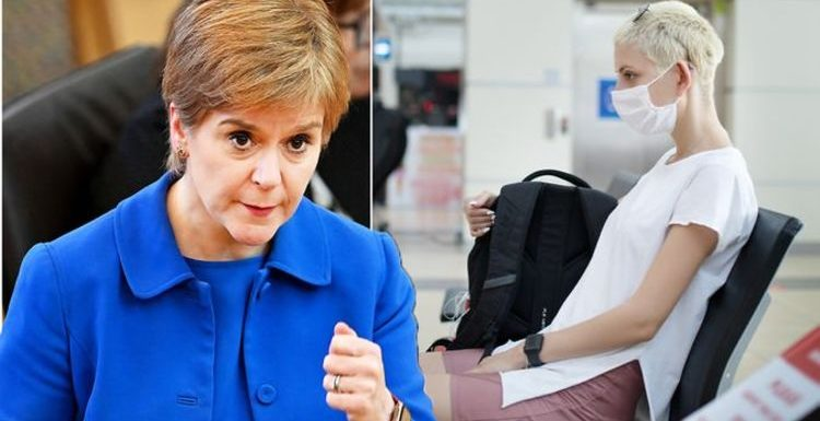 Nicola Sturgeon warns Scots 'do not book overseas travel' – will England follow suit?
