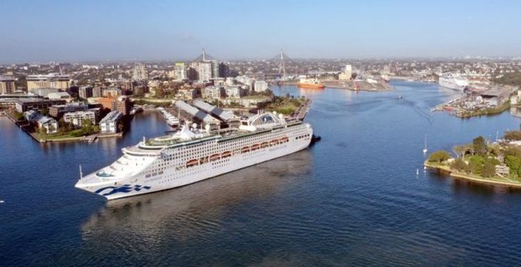 Princess Cruises cancels more cruises as cruise ships sold – full list