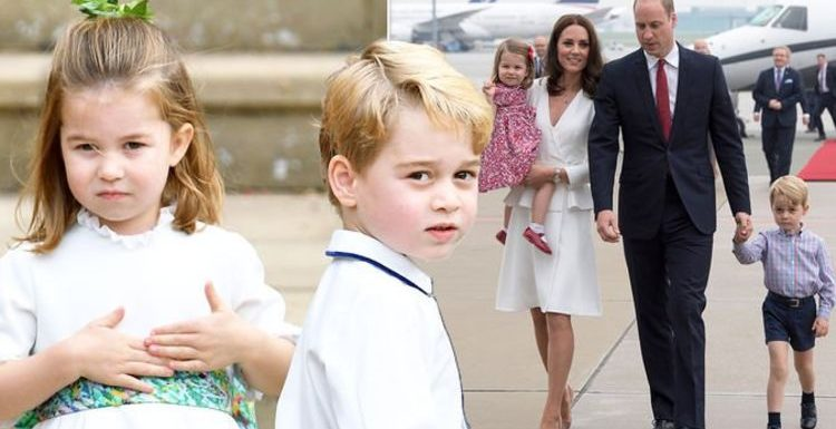 Royal travel: Prince George & Princess Charlotte face these strict rules when travelling