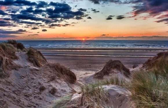 Formby beach: Explore a hidden gem with stunning views on the northwest coastline