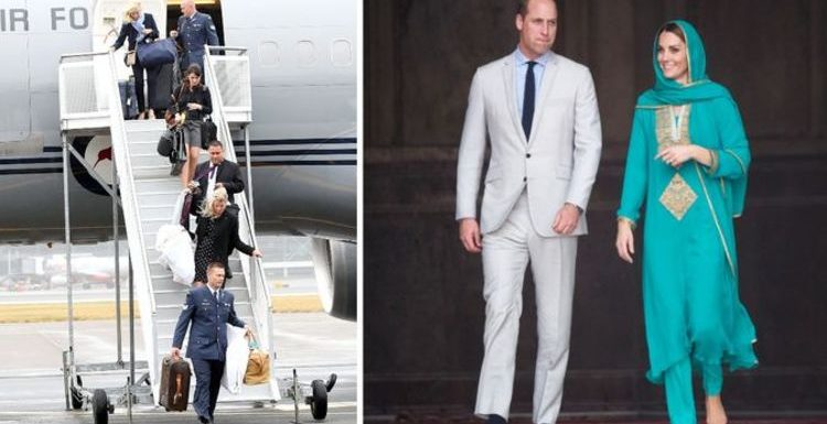 Kate Middleton: Duchess travels with this many people in her entourage on royal visits