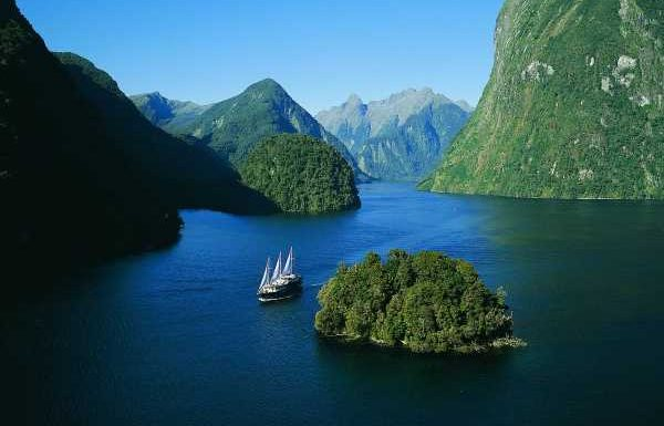 New Zealand travel deals: When in Doubtful Sound, sail half-price