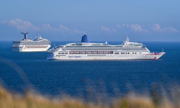 Carnival cruises posts $3bn quarterly loss due to Covid