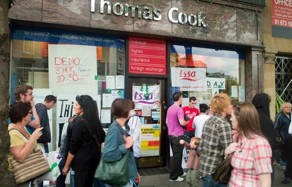 Thomas Cook, World's Oldest Travel Agency, Is Back