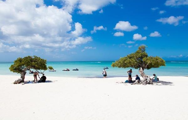 Aruba Is Now Inviting You to Work From Paradise