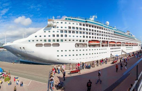 Princess Cruises Announces Sale of Two Ships