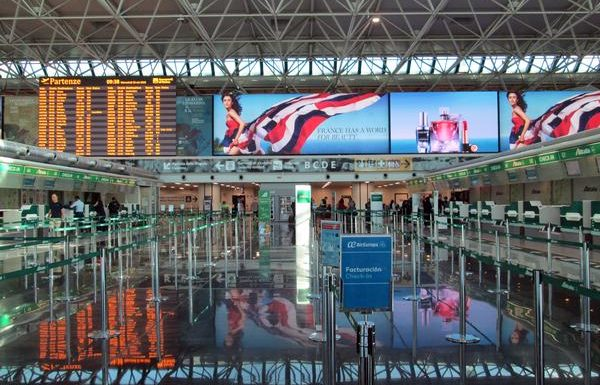 Rome Airport Earns the First COVID-19 5-Star Airport Rating