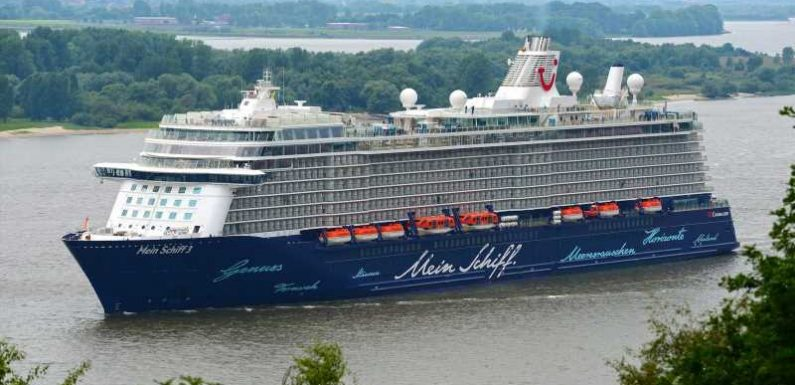 12 crew members test positive for COVID-19 on cruise ship sailing in Greece